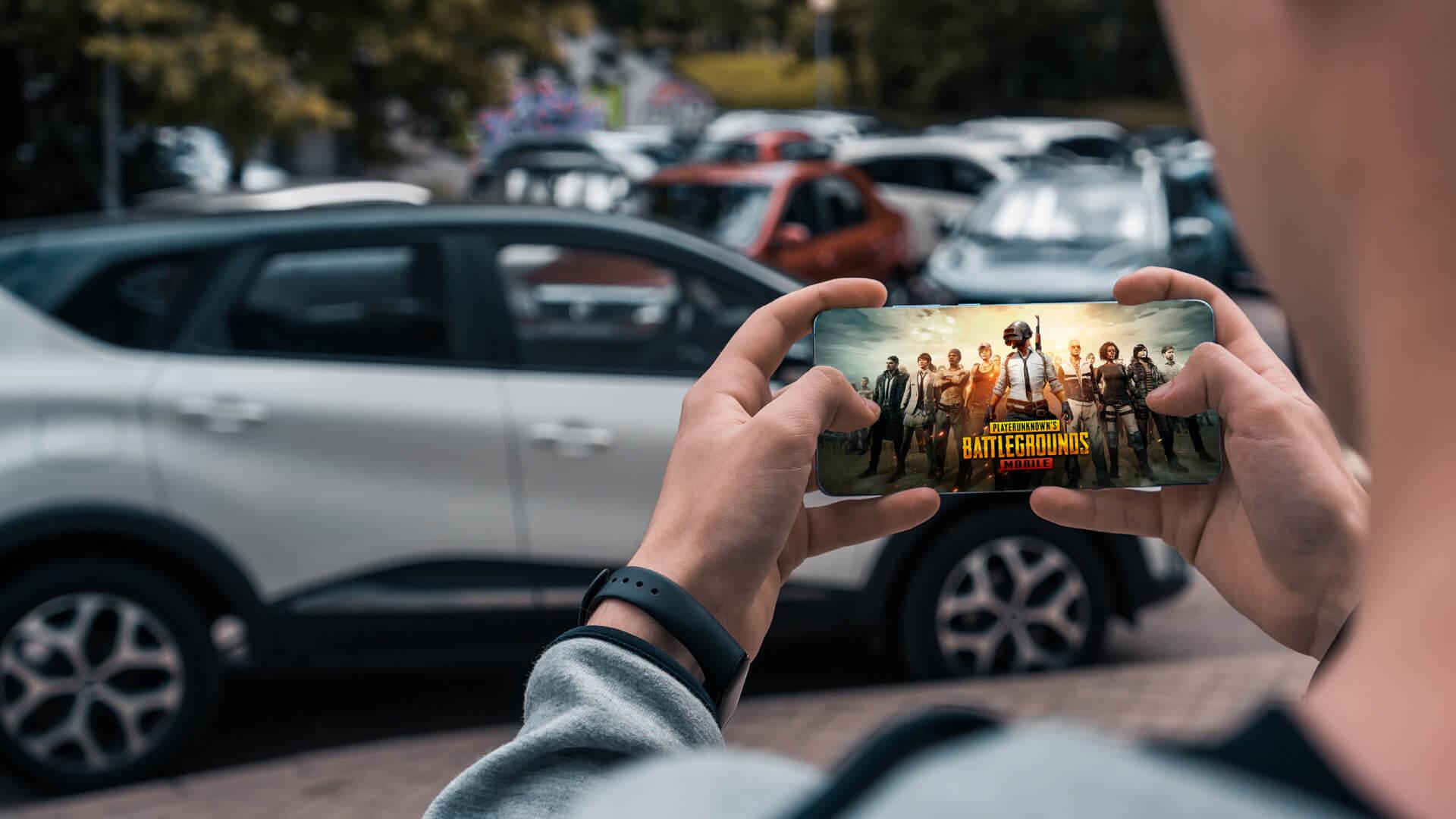 Игровой режим в смартфоне Huawei