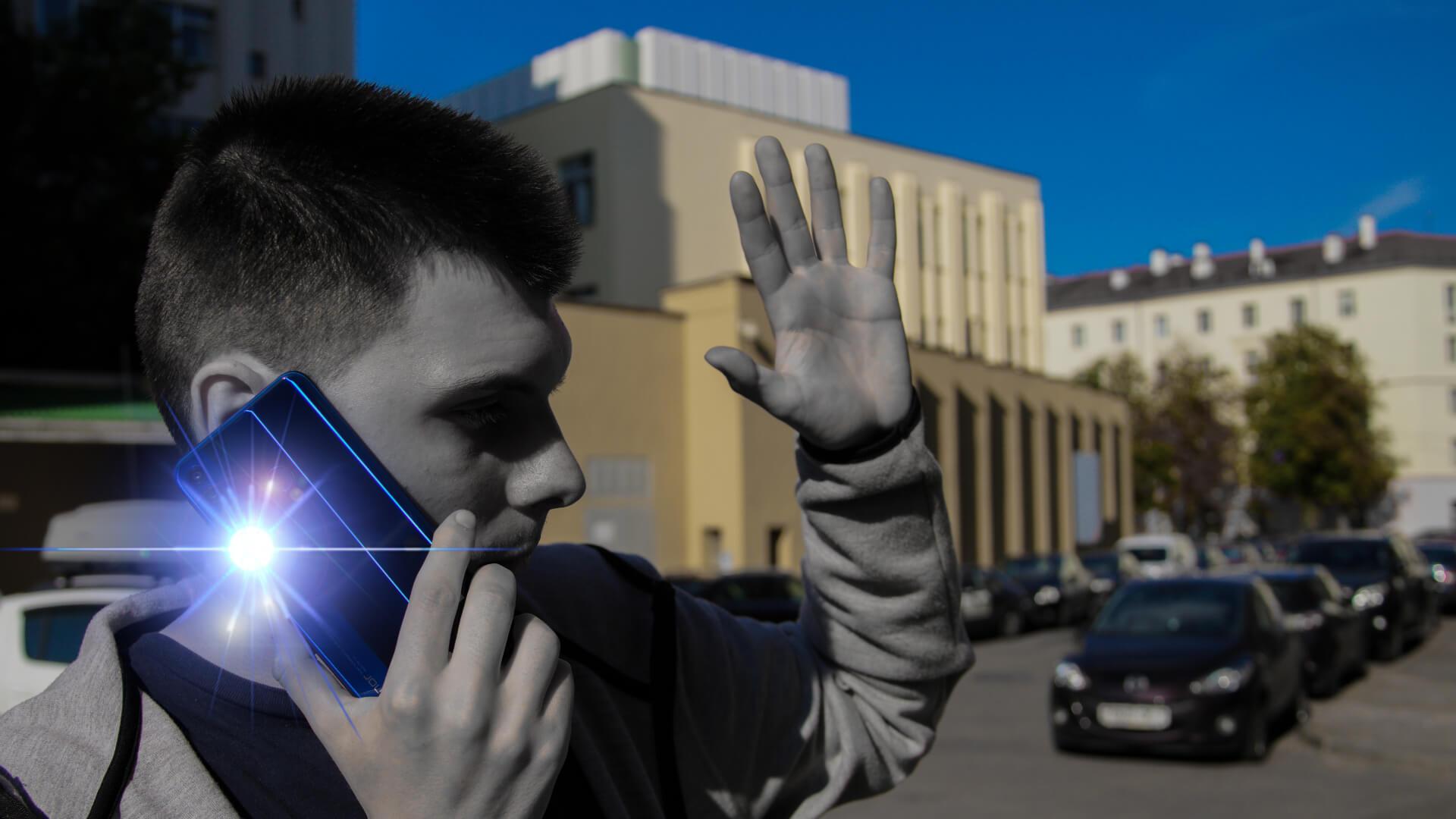 Как установить вспышку на звонок на смартфоне Honor