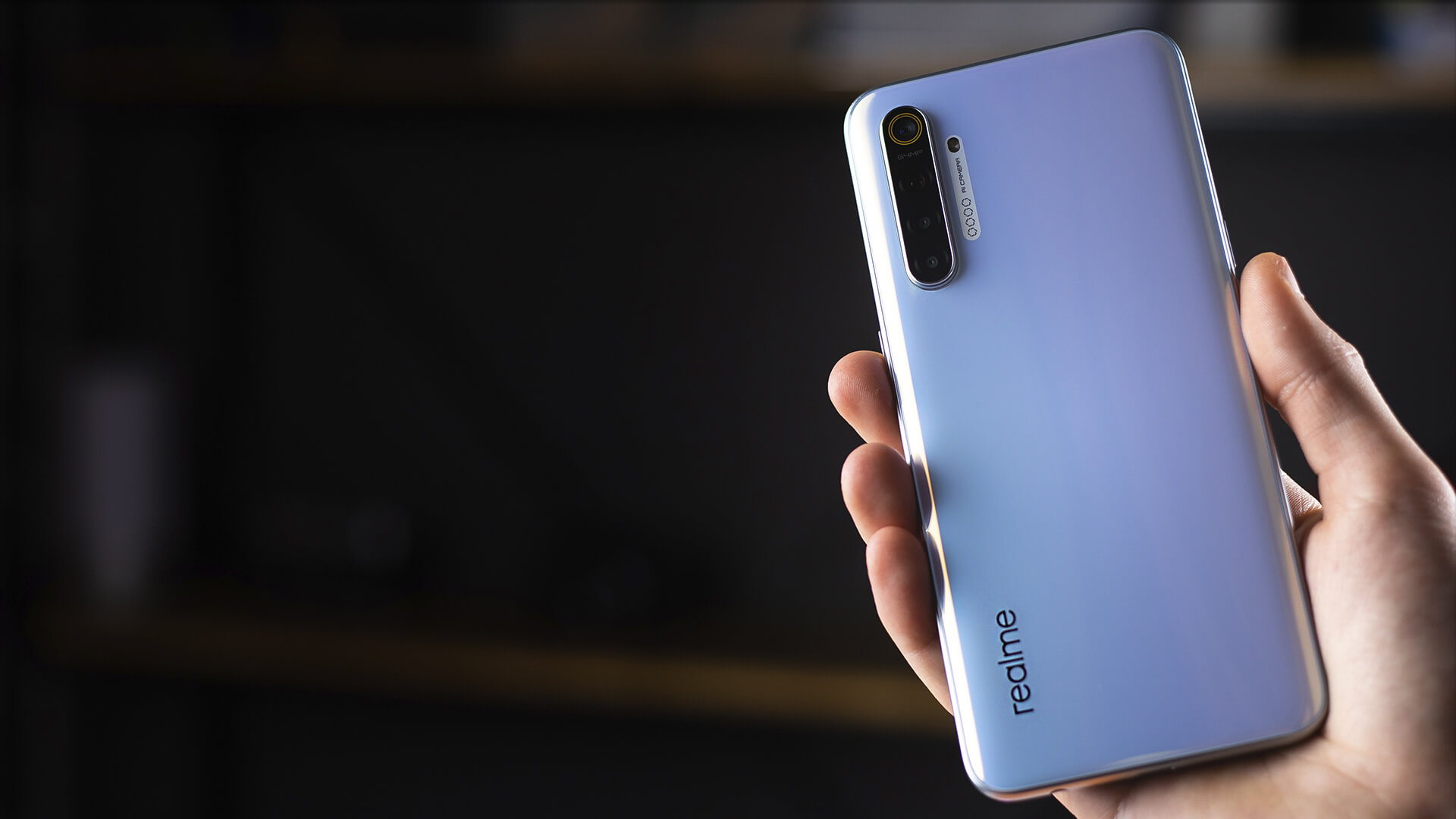 Как сделать скриншот на смартфоне Realme