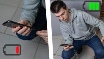 Как включить быструю зарядку на смартфоне Samsung