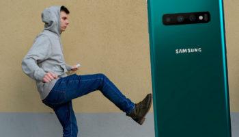 Как отключить блокировку экрана смартфона Samsung