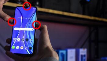 Как установить беззвучный режим на Realme