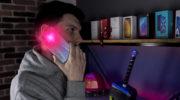 Вспышка при звонке на смартфоне Realme