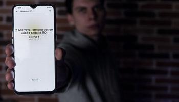 Как обновить смартфон Realme
