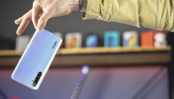 Как сбросить настройки на смартфоне Realme