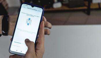 Как установить разную вибрацию уведомлений на Xiaomi Mi Band 5