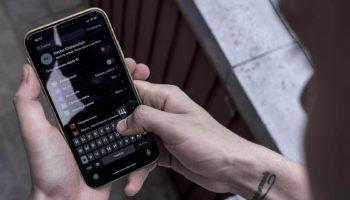 Как отключить щелчки клавиатуры на iPhone