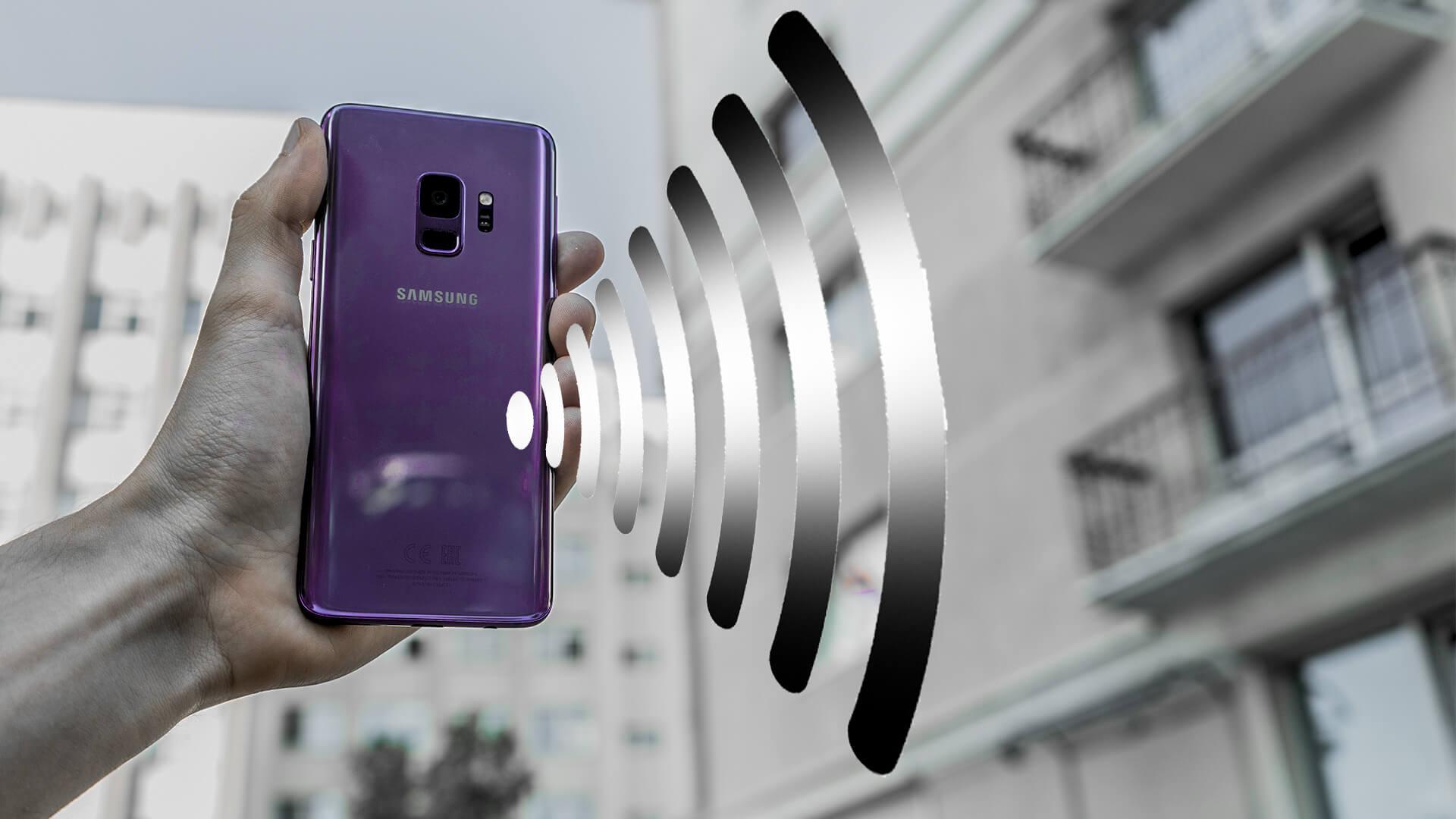 Как раздать интернет со смартфона Samsung