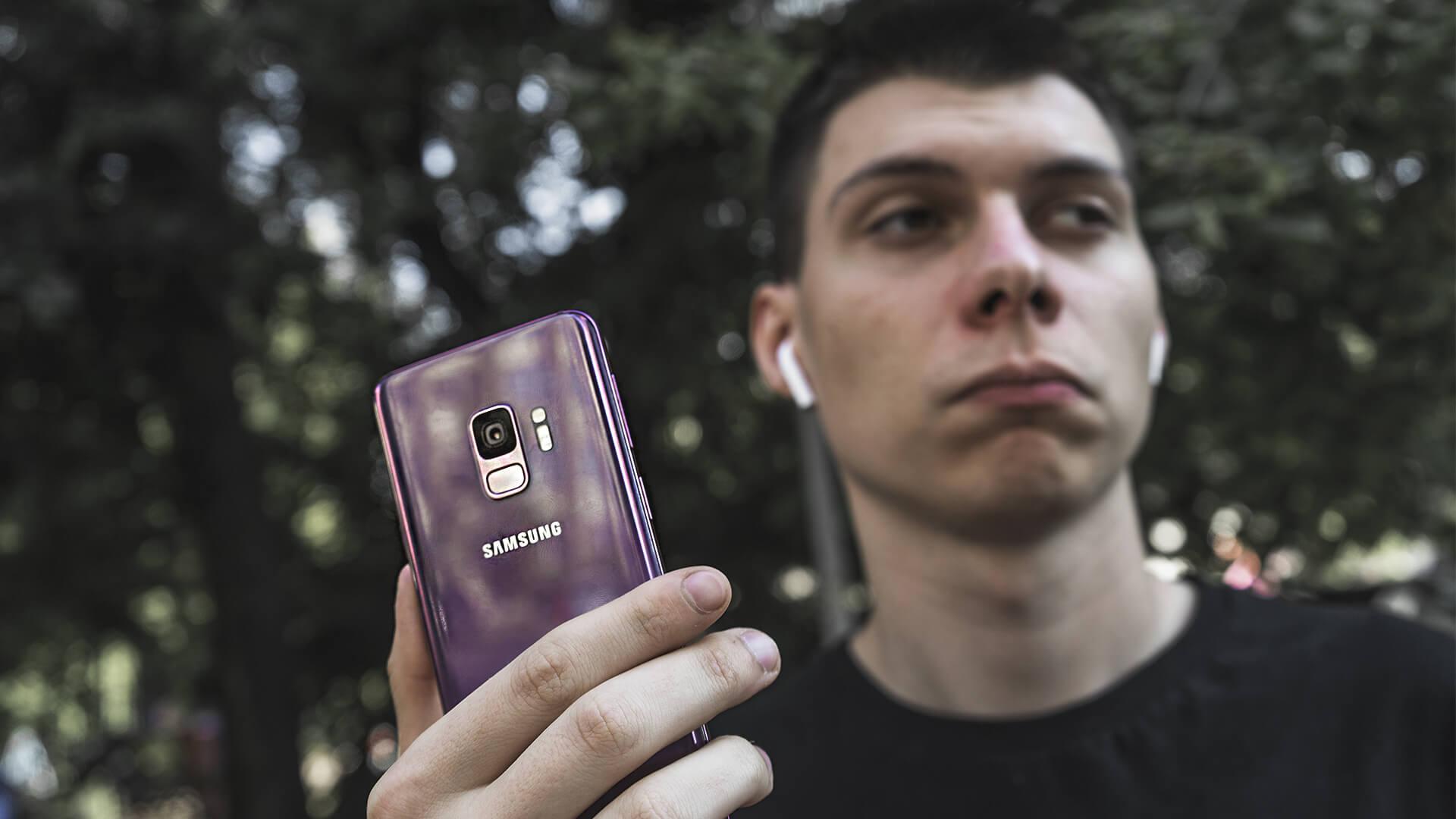 Как улучшить звук в наушниках на смартфоне Samsung
