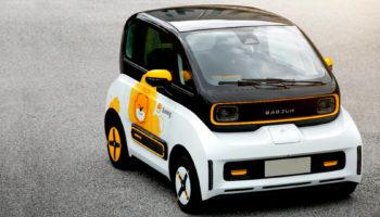 Первый электромобиль в экосистеме Xiaomi
