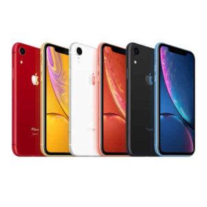Где купить смартфон Apple iPhone XR