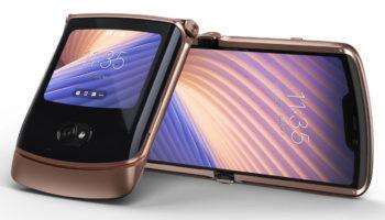 Motorola Razr: смартфон прошлого и будущего