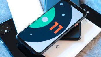 Android 11 для Samsung